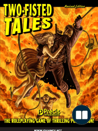 Two-Fisted Tales Revised RPG