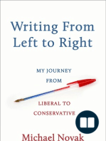 Writing From Left to Right by Michael Novak (Chapter 1)