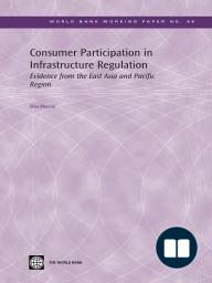 Consumer Participation in Infrastructure Regulation