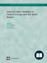 Internal Labor Mobility in Central Europe and the Baltic Region