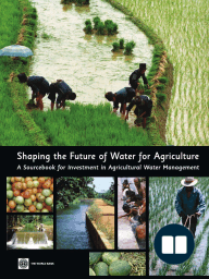 Shaping the Future of Water for Agriculture