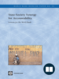 State-Society Synergy for Accountability