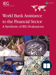 World Bank Assistance to the Financial Sector