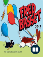 Fred Basset Yearbook 2012