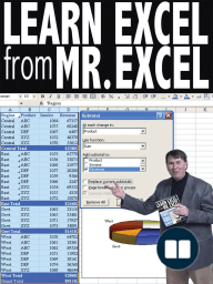 Learn Excel from Mr. Excel