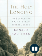 The Holy Longing by Ronald Rolheiser (Chapter 1)
