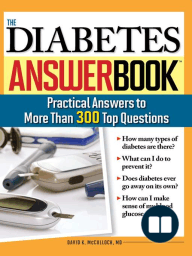 The Diabetes Answer Book
