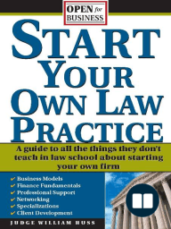 Start Your Own Law Practice