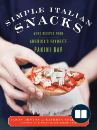 Simple Italian Snacks