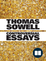 ever wonder why by thomas sowell online controversial essays