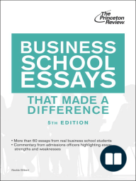 Business School Essays that Made a Difference, 5th Edition