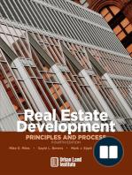 Real Estate Development - 4th Edition