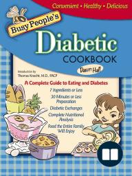 Busy People's Diabetic Cookbook
