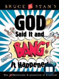 God Said It and Bang! It Happened