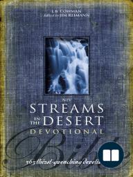NIV, Streams in the Desert Bible, eBook