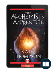The Alchemist's Apprentice by Kate Thompson