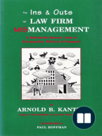 The Ins & Outs of Law Firm Mismanagement