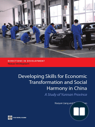 Developing Skills for Economic Transformation and Social Harmony in China