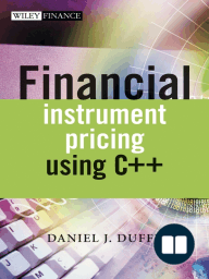 Financial Instrument Pricing Using C++