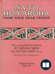 Na to Hoa Aroha, from Your Dear Friend, Volume 3