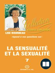 La sensualité et la sexualité
