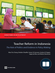 Teacher Reform in Indonesia