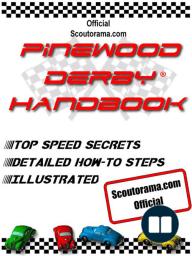 Official Scoutorama.com Pinewood Derby Handbook