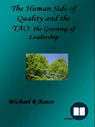 The Human Side of Quality and the TAO