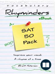 SAT Vocabulary Word Rhyminders