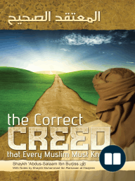 The Correct Creed that Every Muslim Must Know