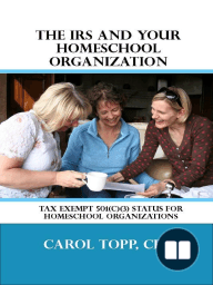 The IRS and Your Homeschool Organization