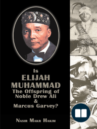 Is Elijah Muhammad The Offspring Of Noble Drew Ali And Marcus Garvey