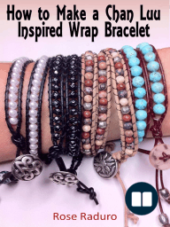 How to Make a Chan Luu Inspired Wrap Bracelet