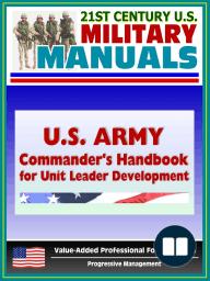 U.S. Army Commander's Handbook for Unit Leader Development