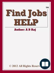 Find Jobs HELP