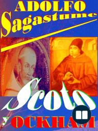 Scoto y Ockham