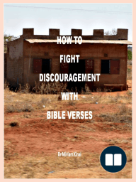How to Fight Discouragement with Bible Verses