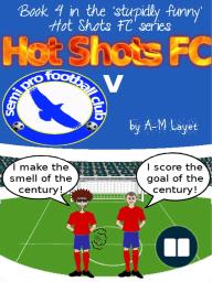 Hot Shots FC v Semi Pro FC