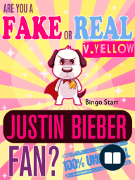 Are You a Fake or Real Justin Bieber Fan? Version Yellow