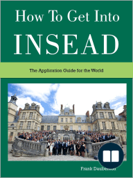 How to get into INSEAD