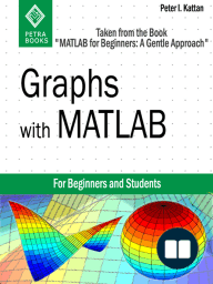 "Graphs with MATLAB (Taken from ""MATLAB for Beginners"