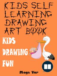 Kids Self Learning Drawing Art Book