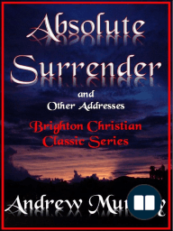 """Absolute Surrender """"and Other Addresses"""""""