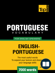 Portuguese Vocabulary for English Speakers