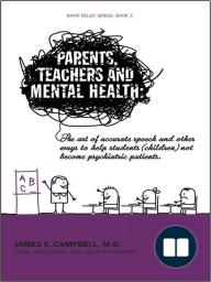 Parents, Teachers and Mental Health