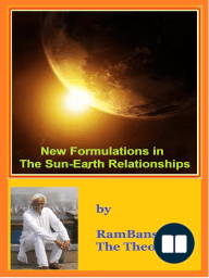 New Formulations in The Sun-Earth Relationships