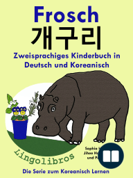 Zweisprachiges Kinderbuch in Deutsch und Koreanisch