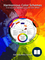 Harmonious Color Schemes; no-nonsense approach using the Color Wheel