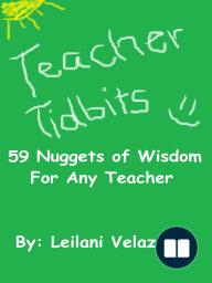 Teacher Tidbits