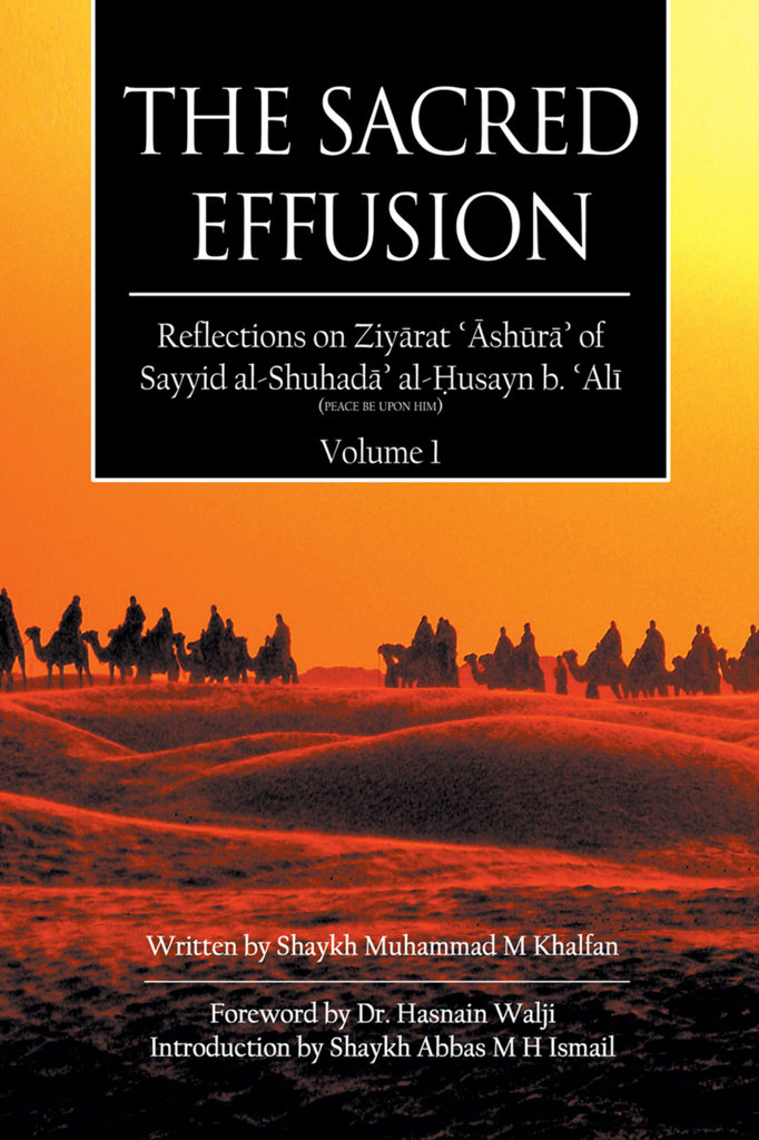 The Sacred Effusion By Sheikh Muhammed Khalfan Read Online
